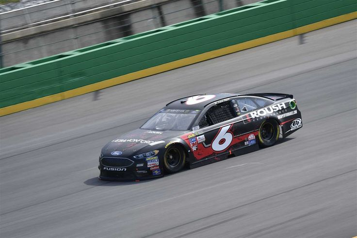 Starting lineup for Quaker State 400 Friday, July 7, 2017 Trevor Bayne will start 19th in the No. 6 Roush Fenway Racing Ford Crew chief: Matt Puccia Spotter: Roman Pemberton Photo Credit: Logan Whitton NKP Photo: 19 / 40