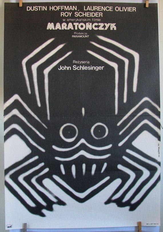 USA cinema. Original poster for the famous USA by artwardrobe, $99.99