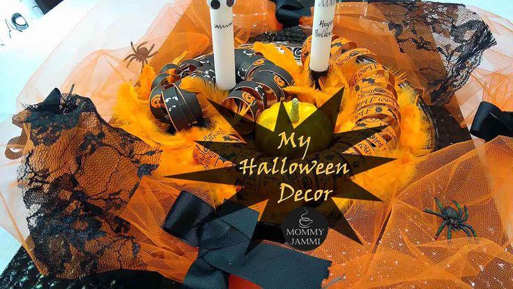 Halloween decor προτάσεις διακόσμησης