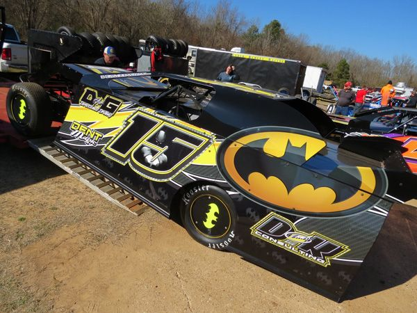 Tracy Denby Sr's beautiful Batman Limited Modified.