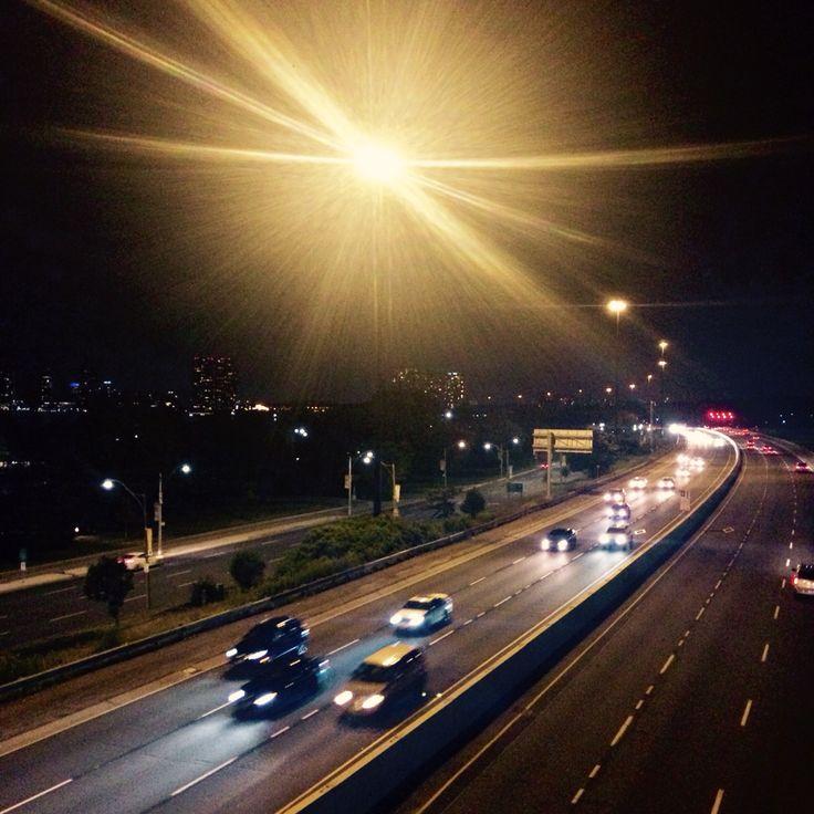City lights. #nature #inspiration