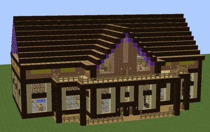 Minecraft Big House