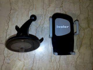 Il mio spazio nel web: iVoler Porta Cellulare Auto