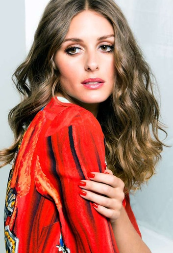 Olivia Palermo on the Cover of Marie Claire Mexico