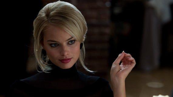 Robbie nackt Margot  Margot Robbie