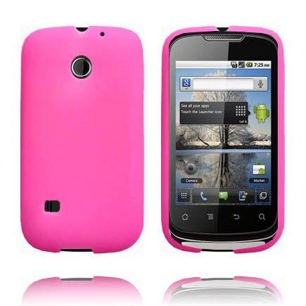 Soft Shell (Pinkki) Huawei Sonic Silikonisuojus