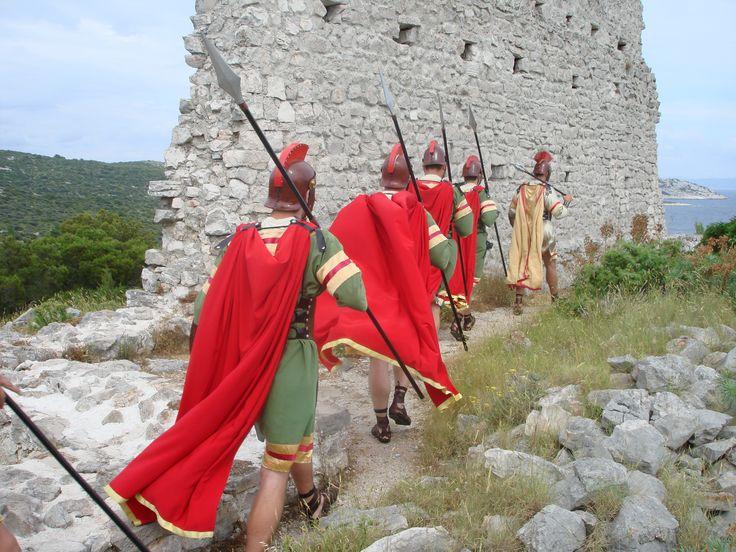 Legends about Gradina