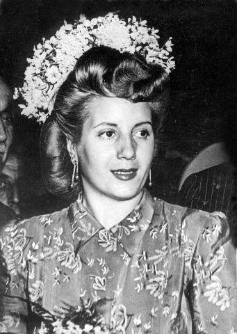 DIVA UNIVERSAL ricorda EVA PERON a 60 anni dalla scomparsa