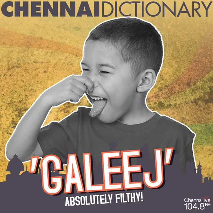 Did you know what 'galeej' really meant before this? Well now you do!