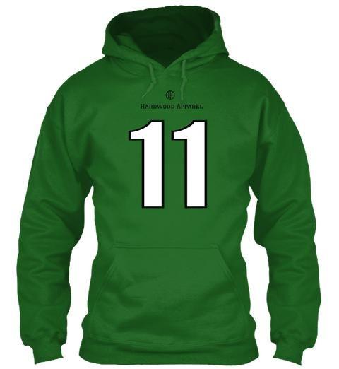 Kyrie Irving #11 Hoodie