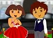 Dora-Diego in Red Carpet Show | Dress up games | Monster high games | Barbie games | Makeover games