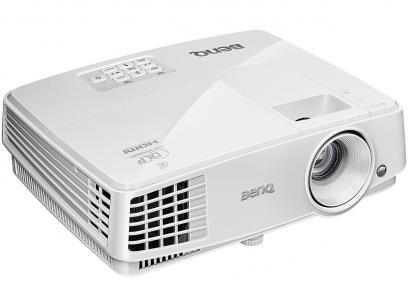 Projetor BenQ MS527 3300 Lumens 800x600 - USB HDMI com as melhores condições você encontra no Magazine Fariasevoce. Confira!