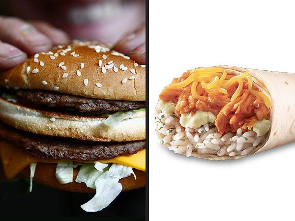 What Are the Worst and Best Fast Foods in America? See the List