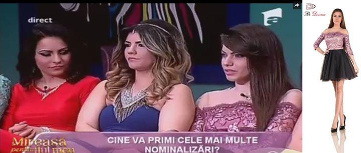 #adrianampfm5 #mpfm5 #perdonna Gasiti rochia aici: http://goo.gl/RNW3ET www.perdonna.ro