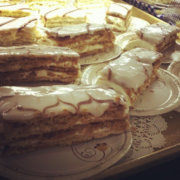 Napoleons | French~Pastry & Desserts | Pinterest