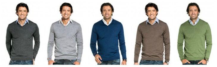 """50 Shades of Joe Merino    Ihr sucht einen Lieblingspullover??? Hier findet ihr ihn: bei Joe Merino... dort gibt es Strickpullover aus 100% Merinowolle und das auch noch in über 50 verschiedenen Farben d.h. also dass ihr euren Lieblingspullover 5 mal die Woche tragen könnt dies aber in 5 verschiedenen Farben! Der Hit! Aber nicht nur Strickpullover gibt es dort ihr findet da nämlich auch T-Shirts Poloshirts Strickjacken und noch viel mehr...  Etwas zu der Marke JOE MERINO:  Joe Merino   """"Joe…"""