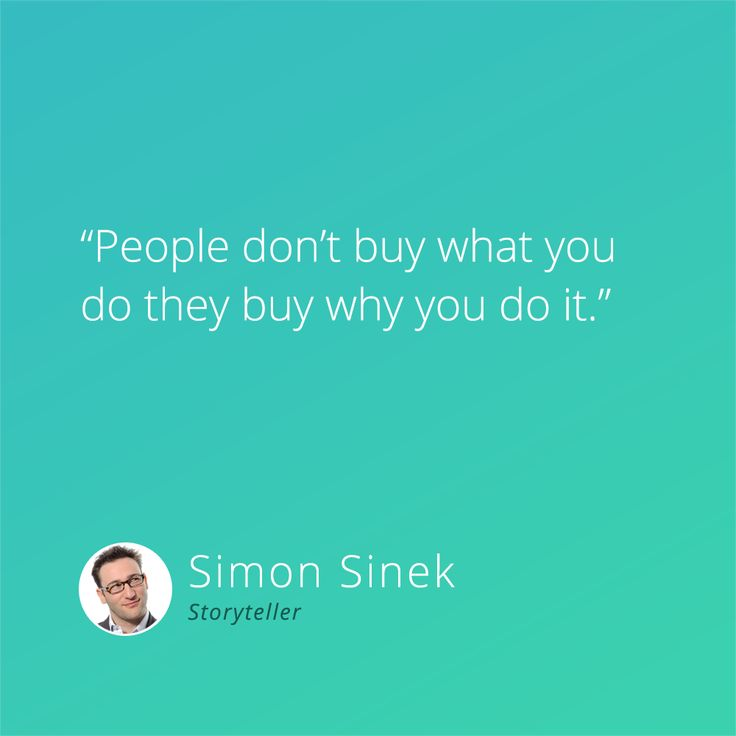 Do you know the 'Why' or your product or company? Learn more on www.gibbon.co #marketing #storytelling