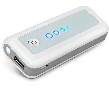 Andersson PRB 2.0 - 5200 mAh Strömbank som håller din telefon och surfplatta laddad