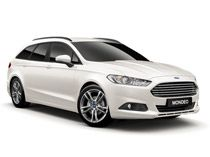 New #Ford Mondeo Ambiente Hatch