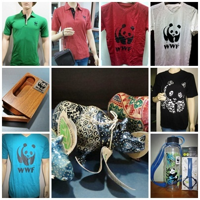 new merchandises and t-shirts out now :) grab it fast @wwf_pandashop