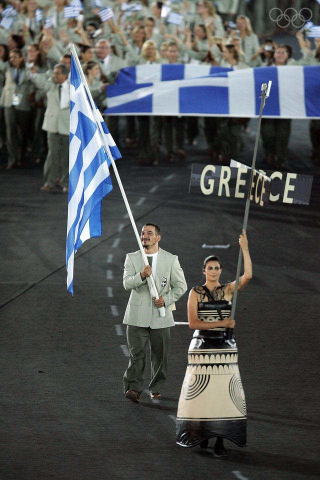 Athens Olympics 2004