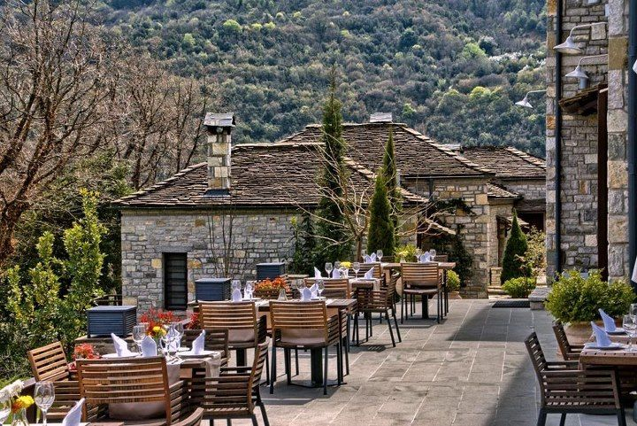 Restaurant Salvia, Aristi Mountain Resort - Zagorohoria, Epirus