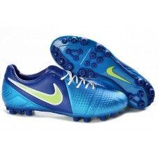 2016 Nike CTR360 Maestri III AG Botas De Futbol Azul