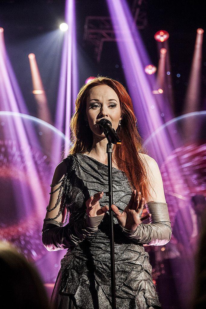 *Finland's Beautiful WolfBride* - Johanna Kurkela❤Nenäpäivä 06.11.2015    Photos...