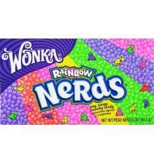 Wonka Rainbow Nerds - Assortiment de bonbons