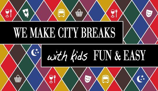 citytrips met kinderen