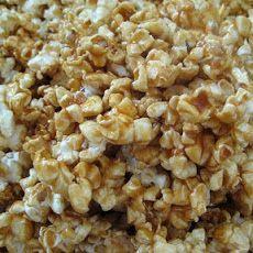Microwave Caramel Popcorn VII Recipe Desserts, Lunch and Snacks with popcorn, butter, brown sugar, light corn syrup, salt, baking soda