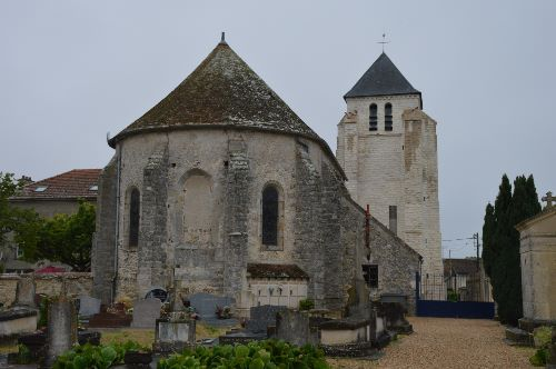 Eglise Sainte-Fare te Achères-la-Forêt (Seine-et-Marne 77)
