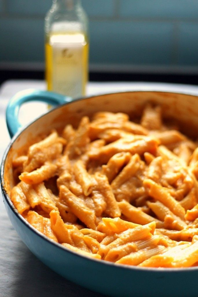 Easy enough for a weeknight, luxurious enough for a special occasion. This is an incredible tasty vegan cream sauce.