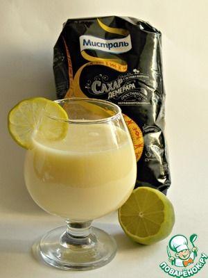 Бразильский лимонад из сгущенки %)