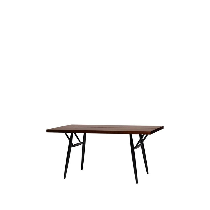 Pirkka matbord - Pirkka matbord - mörkbrun, 120 cm