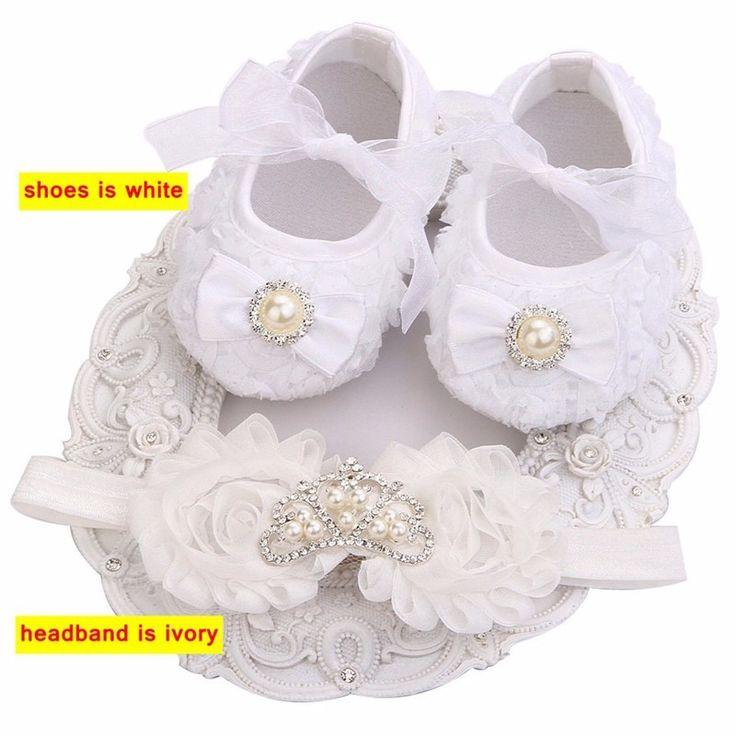 아이보리 신생아 옷 아기 여자 신발 유아; 유아 여자 모조 먼저 워커 아기 신발 발레리나; 여자 아기 세례 세트-에서 꿈 높은 집 포장 : 각 OPP 가방 (상자) 부터 먼저 워커 의 Aliexpress.com   Alibaba 그룹