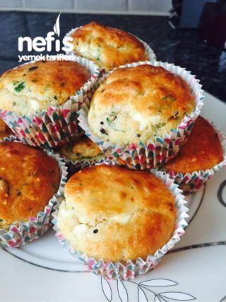 Kahvaltılık börek Muffin
