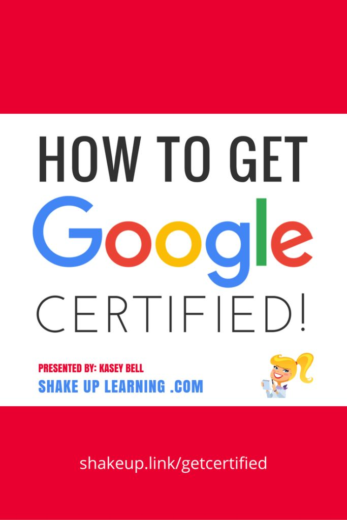 How to Get Google Certified