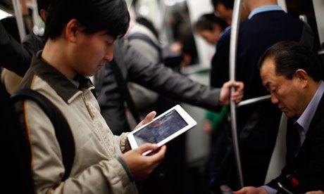 News      Technology      Apple    Apple's share price overtakes Google