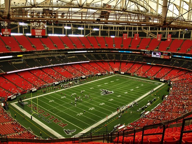 Atlanta Falcons New Stadium Designs