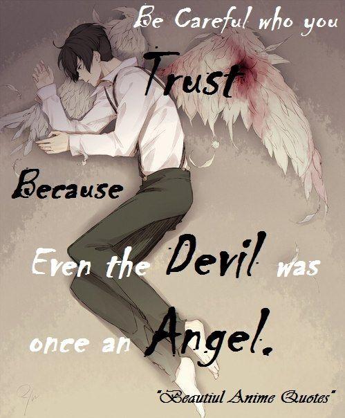 Best 25+ Anime Fallen Angel Ideas On Pinterest