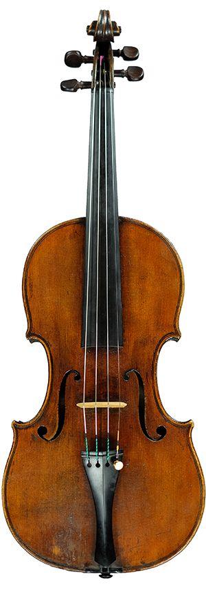 A fine English Violin by Henry Jay, London circa 1760