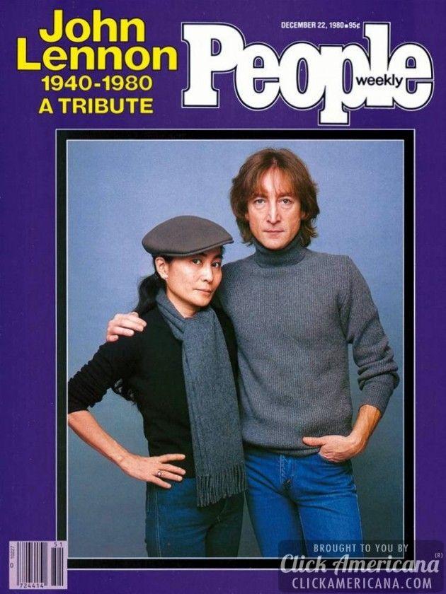 John Lennon The Beatle >> The shocking murder of Beatle John Lennon (1980 | Cine arte, Musica y Cine