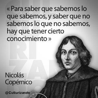 Nicolás Copérnico*