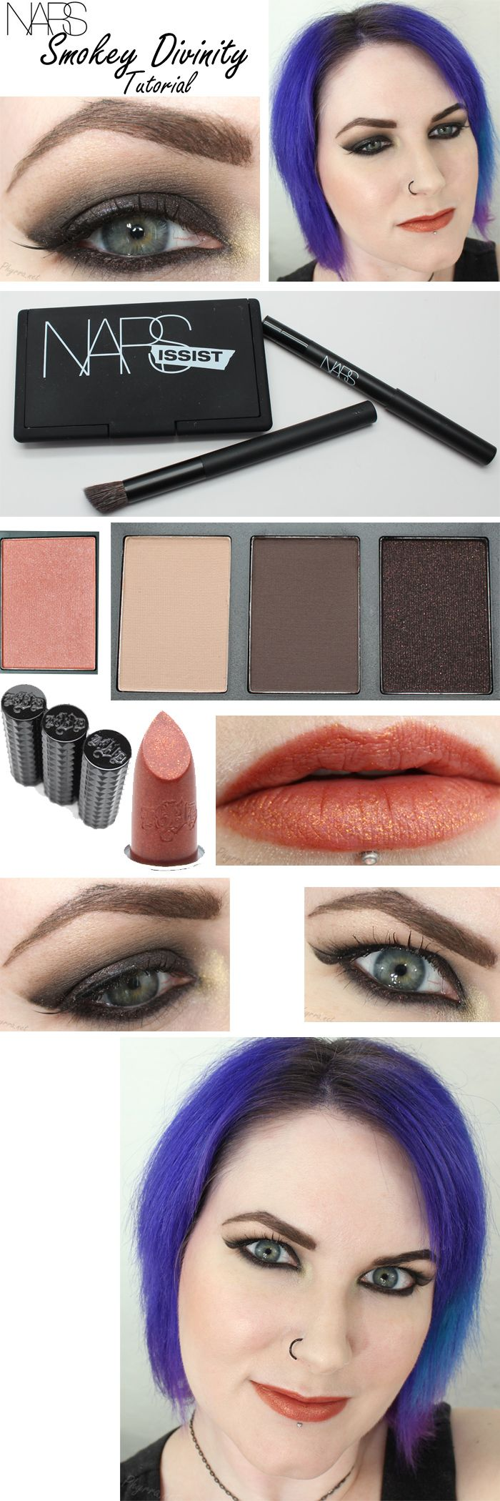 1000+ Images About Kat Von D Make-up On Pinterest