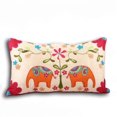 Paoletti Mumbai Multicoloured Cushion Cover – Next Day Delivery Paoletti Mumbai Multicoloured Cushion Cover from WorldStores: Everything For The Home