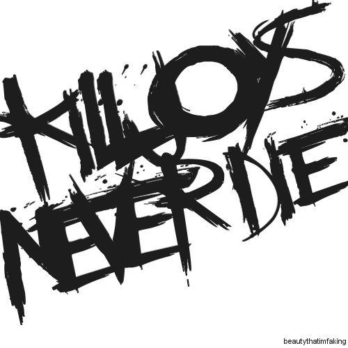 Killjoys.«3 | my chemical romance, gerard way and mcr