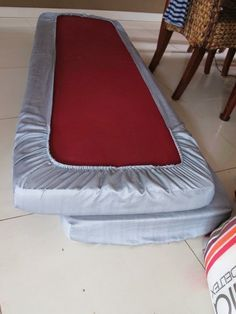 Making Easy Cushion Covers | Recovering Your Couch | Sailboat Interior Remodeling verywellsalted.com