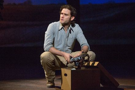 Steven Pasquale Set to Star in Junk Backs Out of Brigadoon