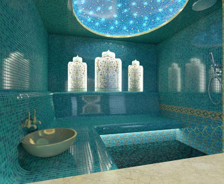 Здесь представлены турецкие бани, сауны, спа-комплексы разных направлений.